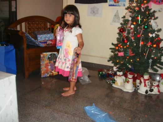 Asian Barbie is beautiful like my grand-daughter