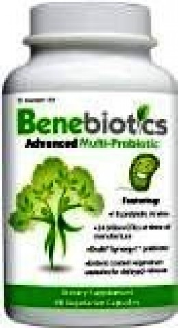 Probiotic with prebiotic included