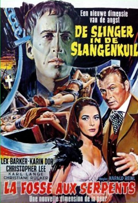 The Torture Chamber of Dr. Sadism (1967) poster