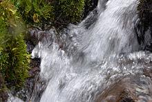 Gurgur mineral water spring