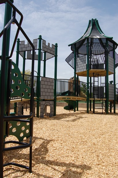 Cahs often falls out of people's pockets at playgrounds
