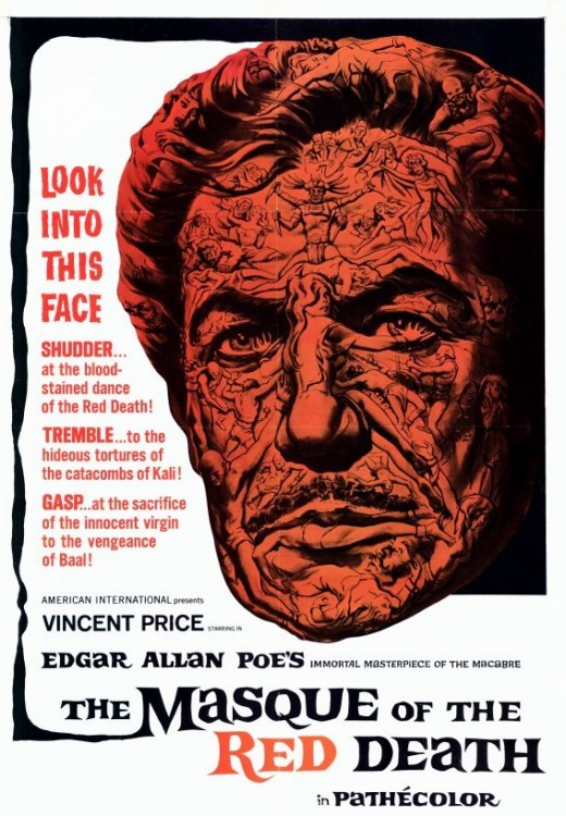 Masque of the Red Death (1964) poster