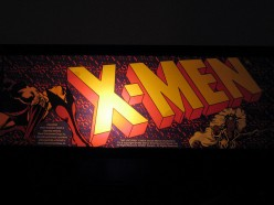 X-Men Librarians Senior Class.