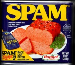 What can you do with Spam®?