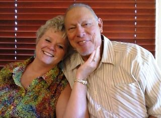 A loving wife, Judy and Pastor Dennis