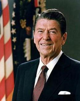 Ronald Wilson Reagan, President 1981-1989