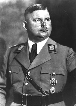 Ernst Rohm Killed on The Night of the Long Knives