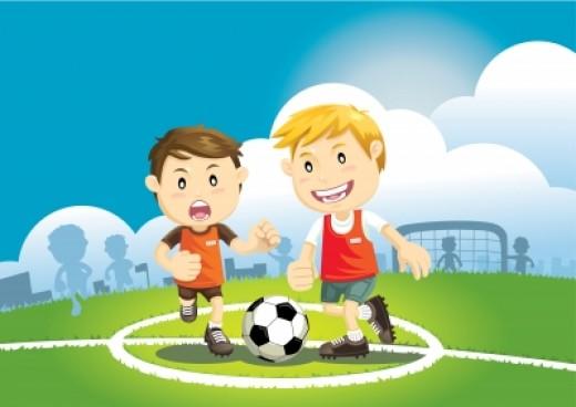 Help kids improve their athletic skills!