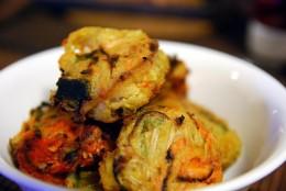 Shrimp and Vegetable Fritters (Bakwan Sayur Udang)
