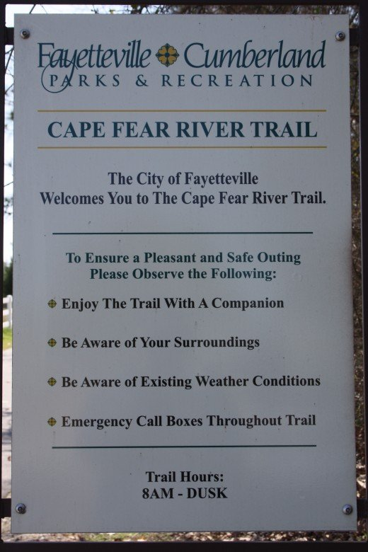 About the Cape Fear River Trail