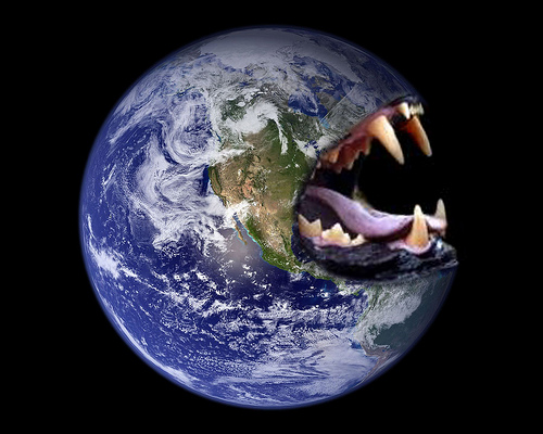 Harsh World from UNBOURNE Source: flickr.com