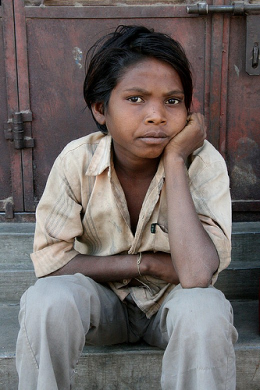 Poverty in the world/ India from Rudi Roels Source: flickr.com