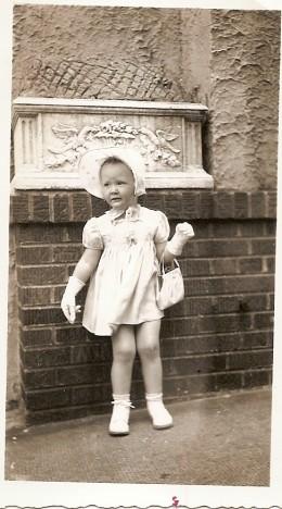 Little girl from 1936.