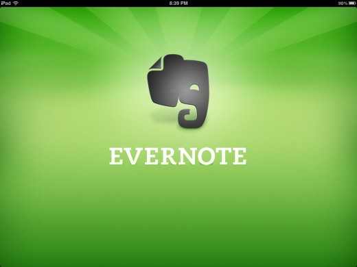 Evernote, a Hubber's new best friend, check it out, even if you don't own an iPad