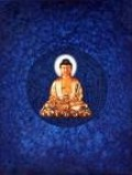 "Siddhartha Gautama, commonly known as ""The Buddha"" lived approximately 330B.C. to 400B.C."