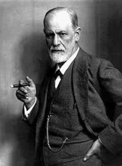 Sigmund Freud: 5/6/1856 - 9/23/1939.  Philosopher. Pervert.