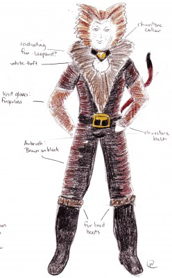 Ten Lessons Learned from Costuming Cats, the Musical (Part Three)