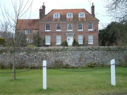 Ibthorpe House was often visited by Jane Austen