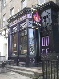 Things To Do In Scotland The 10 Best Rock Bars In Edinburgh