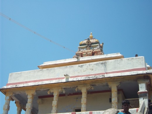 Unhurt With Nature's Fury - Kodandaramaswami Temple