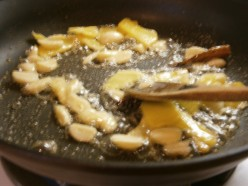 Caramelizing the sugar gives this dish a distinctive flavor--skipping this step may not produce the same flavor.