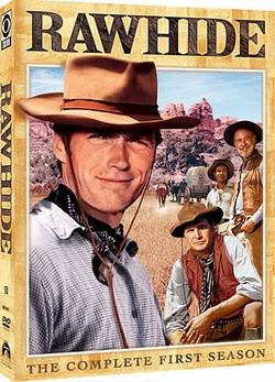 Rawhide is available on DVDs