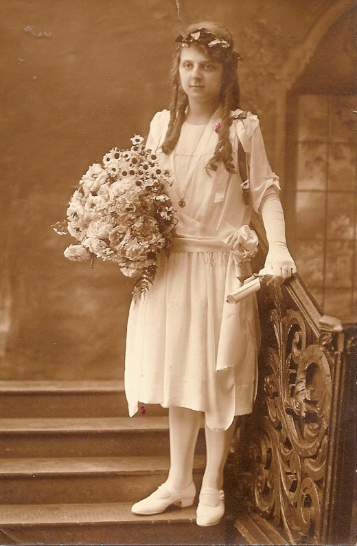 Confirmation picture about 1913