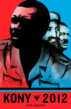 One of the Kony 2012 Posters.