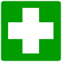 International symbol for first aid