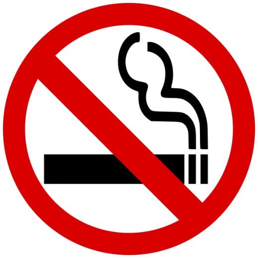Quit smoking to get rid of psoriasis.