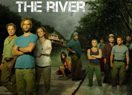 The River TV Series Cast