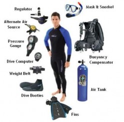Scuba 102: Scuba Equipment You Need to Have