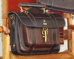 World's Finest Handcrafted Leather Briefcase