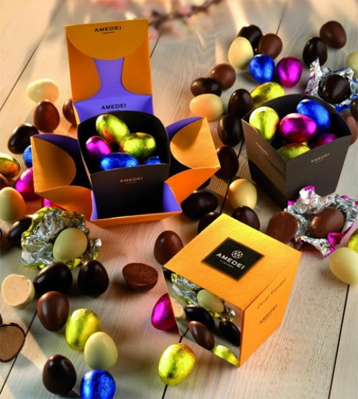 Amedei Easter Eggs
