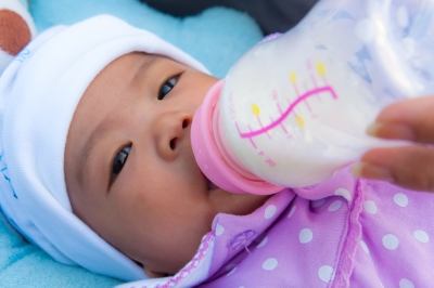 CDC now recommends that infant formula be prepared with non-fluoridated water.