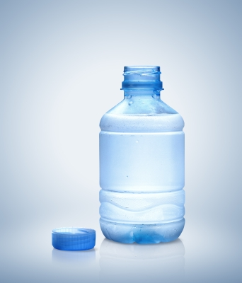 Bottled water has varying degrees of fluoride content.