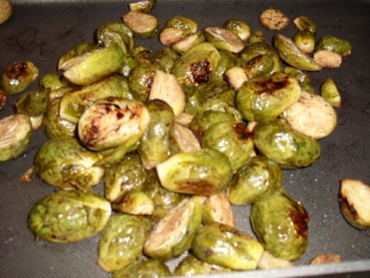 Fall in love with Brussel Sprouts all over again!