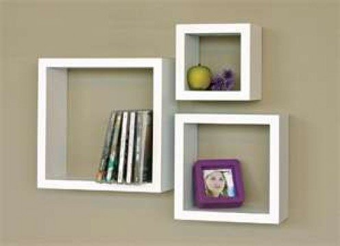 Cube Shelves gives that 3D look.