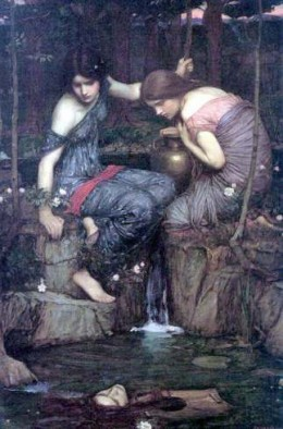 Orpheus, Waterhouse
