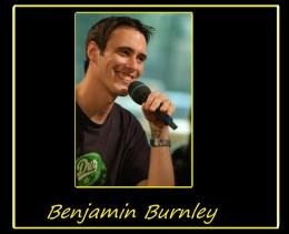 Benjamin Burnley, lead singer of Breaking Benjamin - he stars and sings in the video I Will Not Bow
