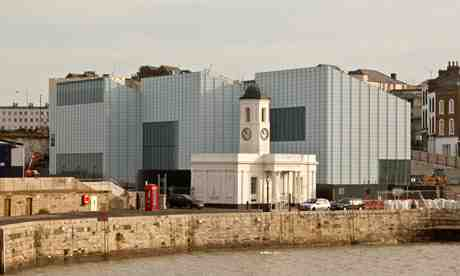 Turner Contempory Gallery Margate