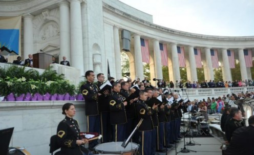 Fantastic Music from our Servicemembers on this special Sunrise Service.