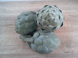 What is your favorite recipe for Artichokes?