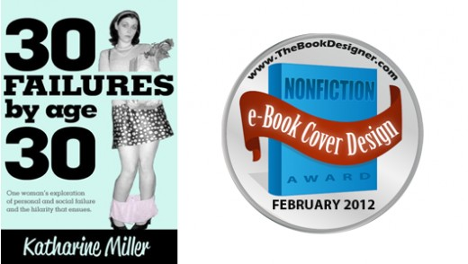 eBook Cover Award - Feb. 2012