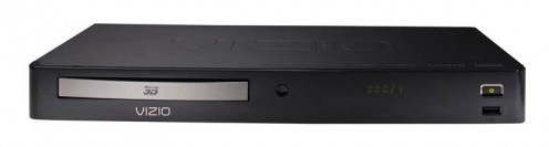 The Vizio VBR133 3D Blu-ray player outputs your 3D movies in 3D -- as long the Blu-ray player is connected to a 3D TV and the 3D feature is turned on.