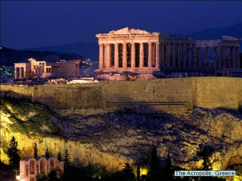 Acropolis - Athens - Greece