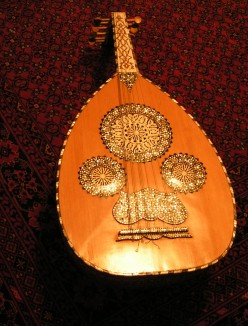 Musical Instruments Of Arabia