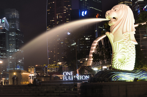Merlion by Kewl