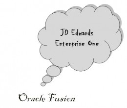 What is the future of JD Edwards with Oracle Fusion?