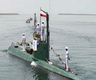 Iranian midget sub